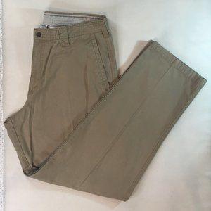 Columbia Men's Tan Khaki Cargo Pant Size 38